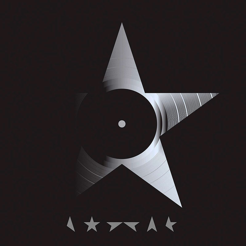 David Bowie - Blackstar - 2 LP Vinyl