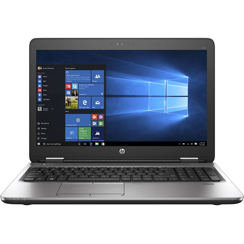 HP ProBook 650 G2  Business Laptop - 15.6 inch - V1P79UT#ABA