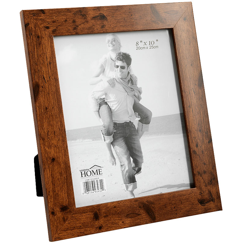 London Home Frame Wash - Rustic - 8x10in