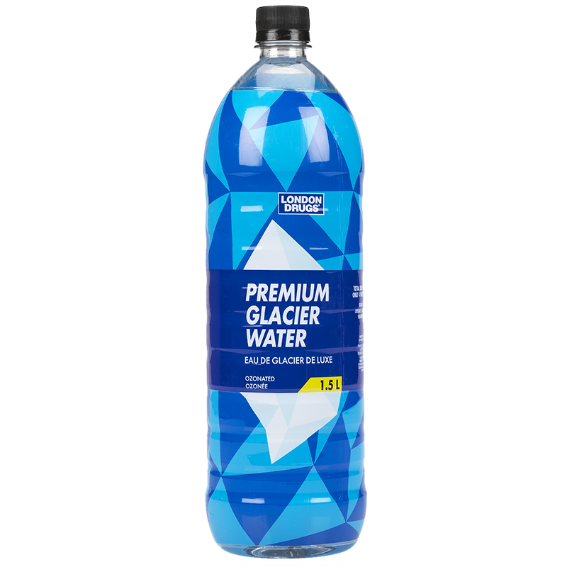 London Drugs Premium Glacier Water - 1.5L