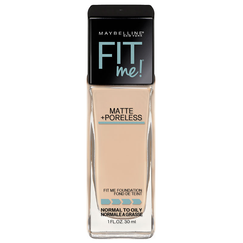 Maybelline Fit Me Matte + Poreless Foundation - Natural Ivory