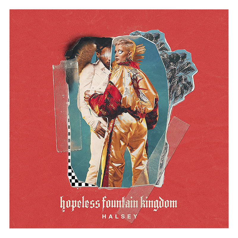 Halsey - Hopeless Fountain Kingdom - Vinyl