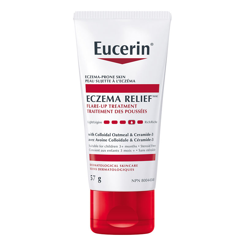 Eucerin Eczema Relief Flare-up Treatment - 57g