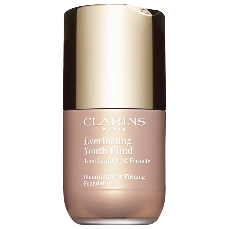 Clarins Everlasting Youth Fluid Foundation - 115 Cognac