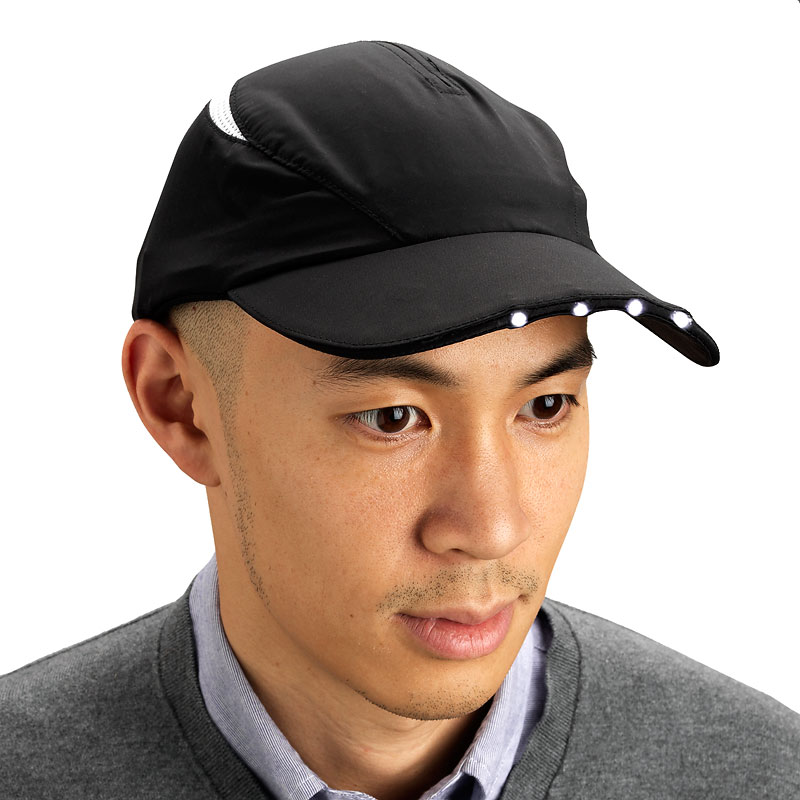 Nite Beams Running Cap