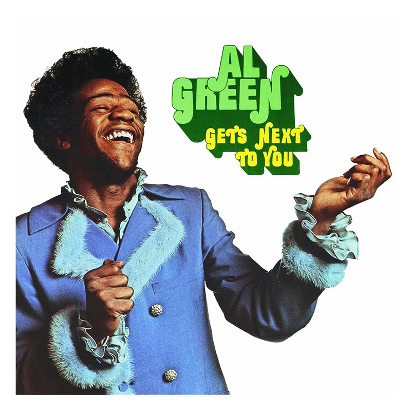 Al Green - Gets Next To You - Vinyl