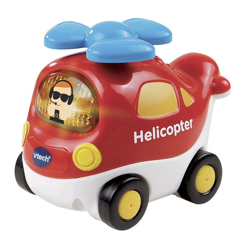 VTech Go Go Smart Wheels - Helicopter