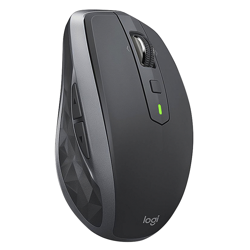 Logitech MX Anywhere 2S Wireless Mouse - Graphite - 910-005132