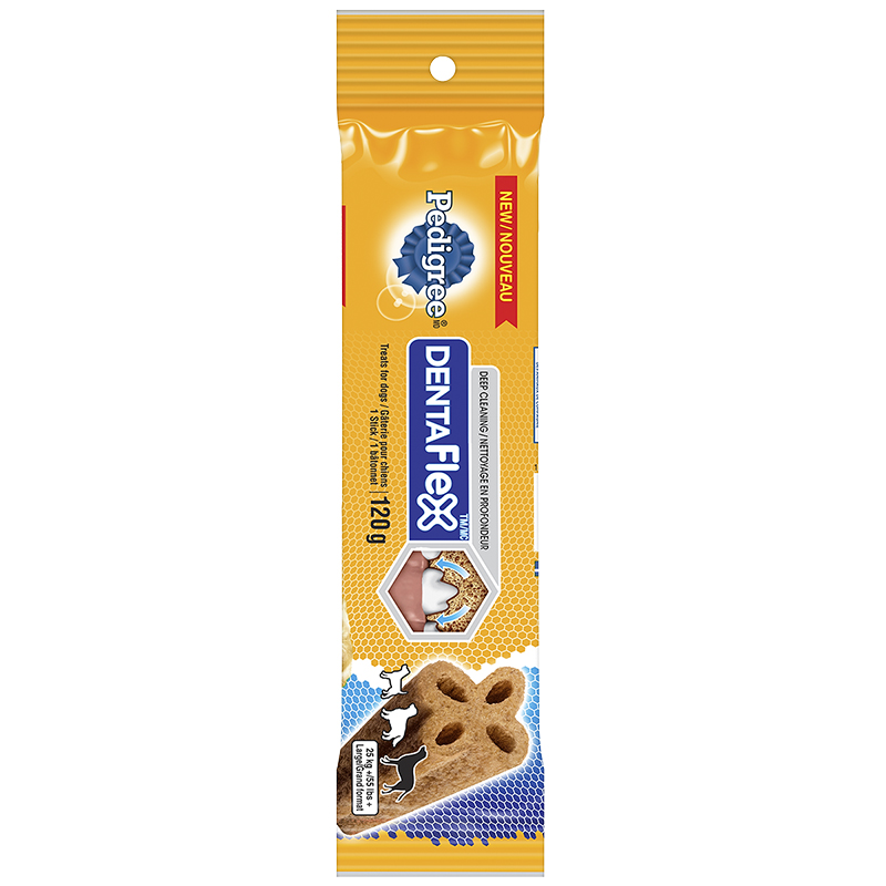 Pedigree Dentaflex - Large - 120g