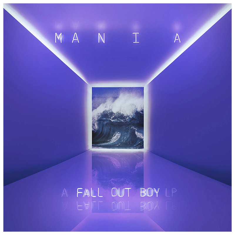 Fall Out Boy - Mania - CD