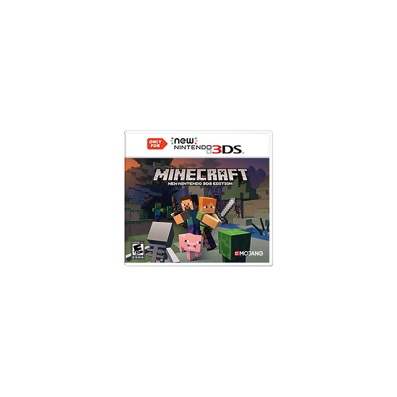 3DS Minecraft: New Nintendo 3DS Edition