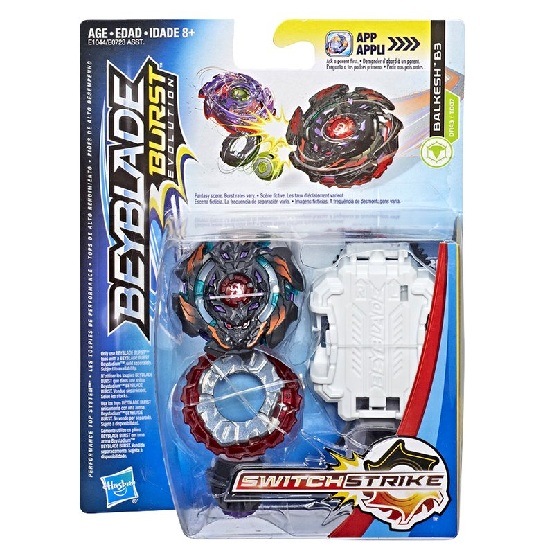 Beyblade Switchstrike Pack - Assorted
