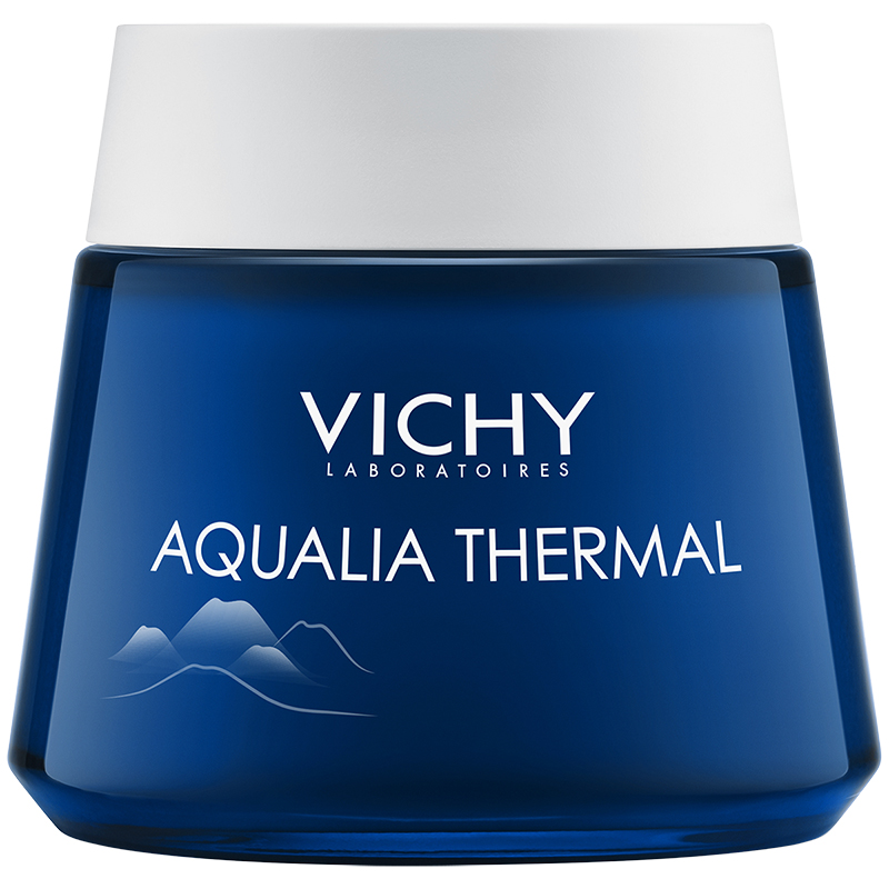 vichy aqualia thermal night spa review