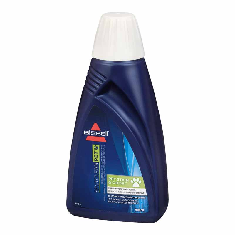 Bissell 2X Concentrated Ultra Pet Stain & Odour Advanced Formula - 946ml