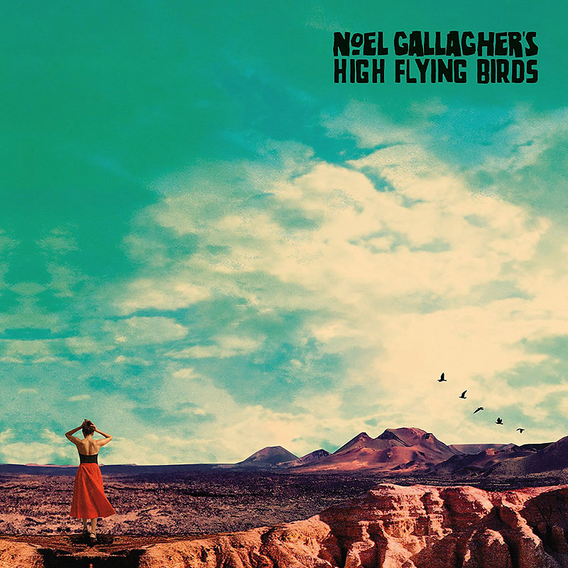 Noel Gallagher's High Flying Birds - Who Built The Moon - CD