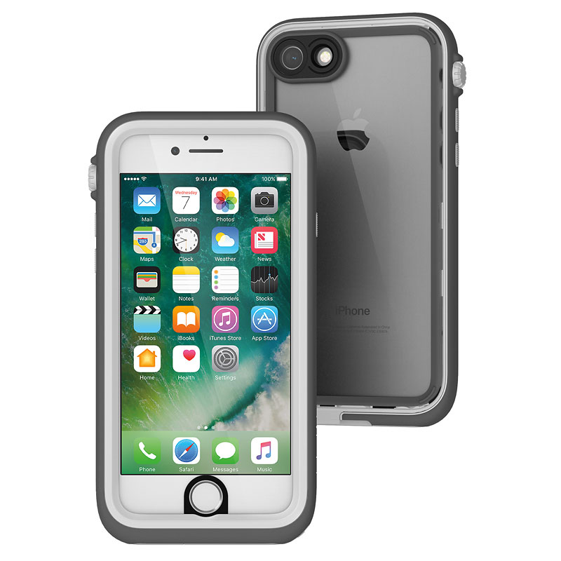 Catalyst Case for iPhone 7 - White - CATIPHO7WHT