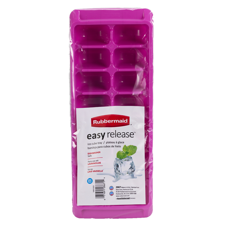 Rubbermaid Summer Ice Cube Tray - Assorted