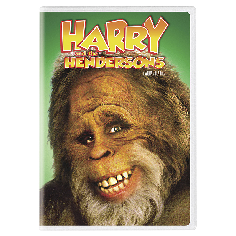 Harry and the Hendersons - DVD
