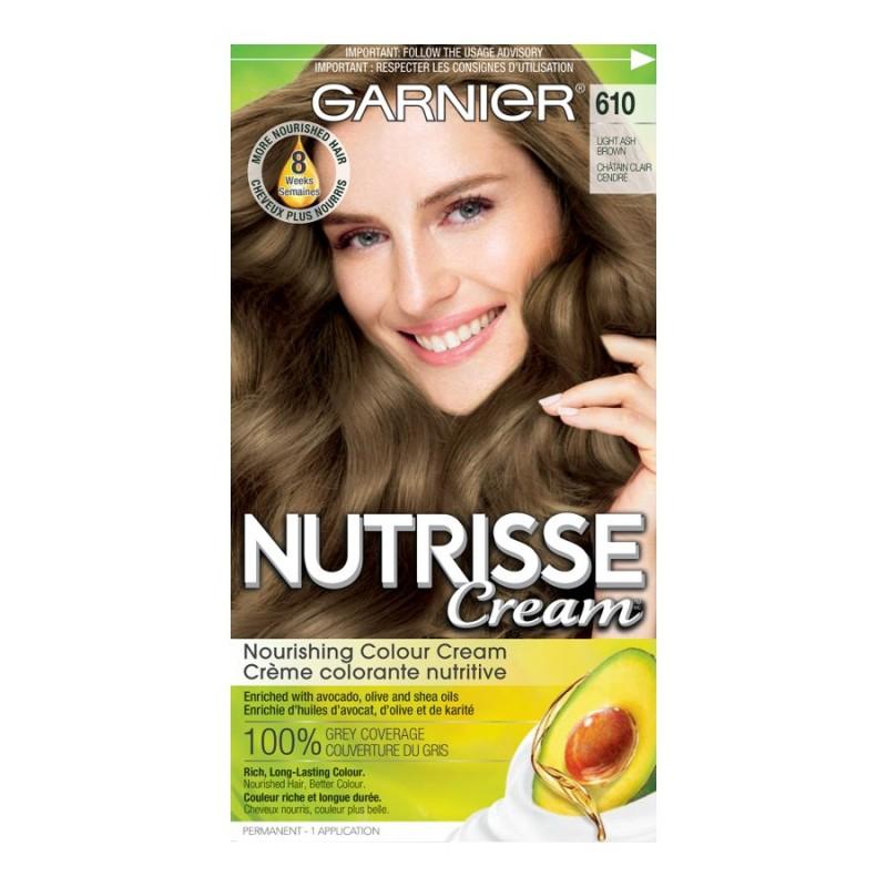 Garnier Nutrisse Natural Hair Color