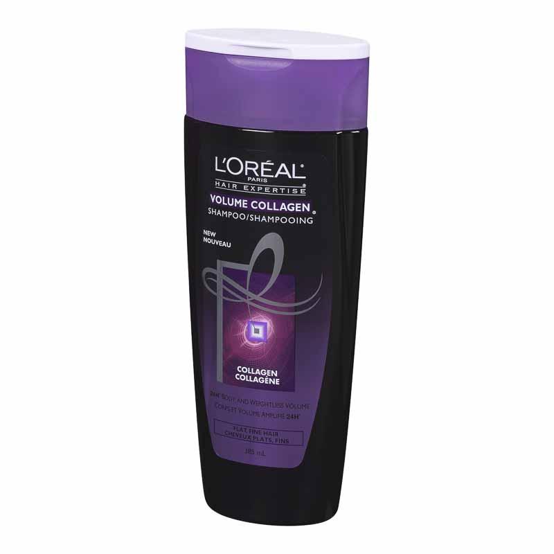 f3cb6605c49 L'Oreal Volume Collagen Shampoo - Flat Fine - 385ml   London Drugs