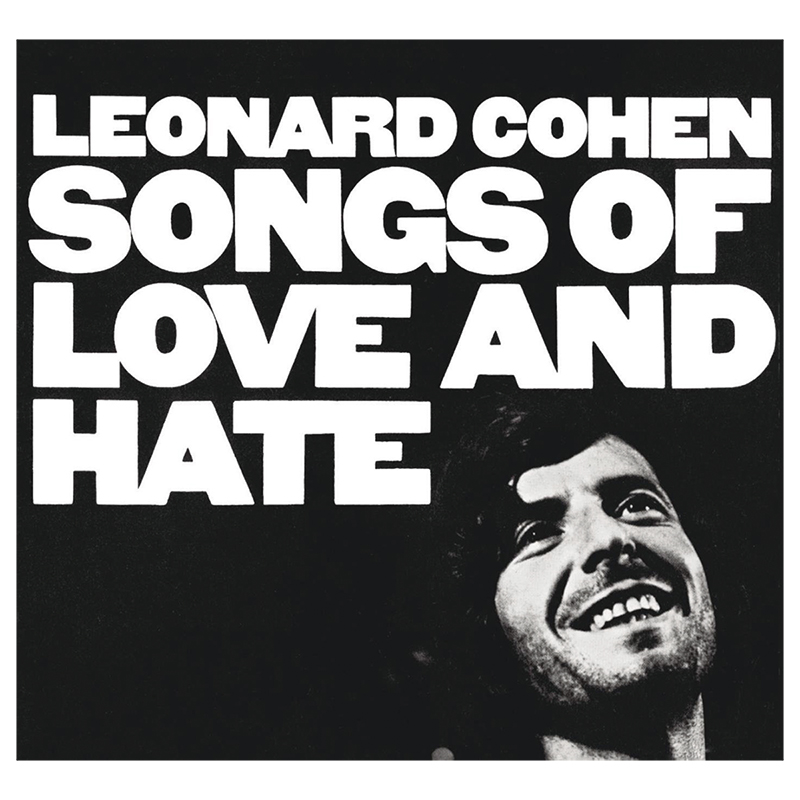 Leonard Cohen - Songs of Love and Hate - Vinyl
