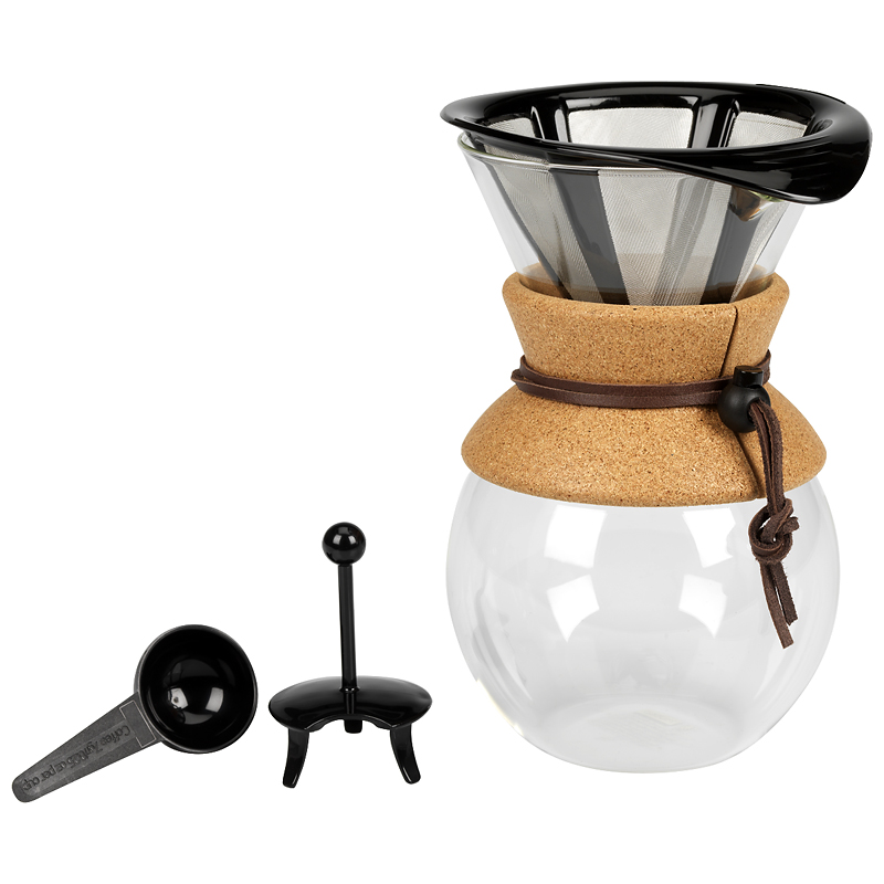 Bodum Pour Over - Cork Band - 8 cup