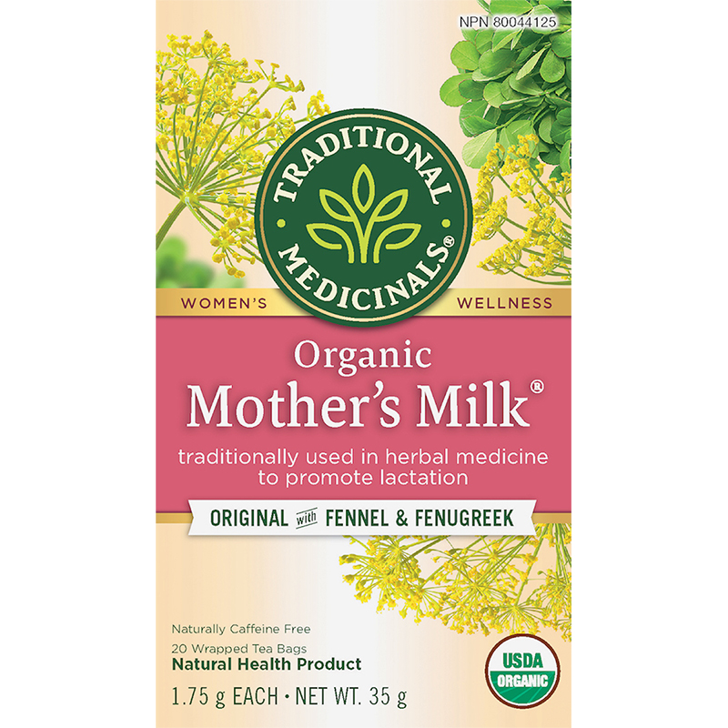 Traditional Tea Mothers Milk - 20's