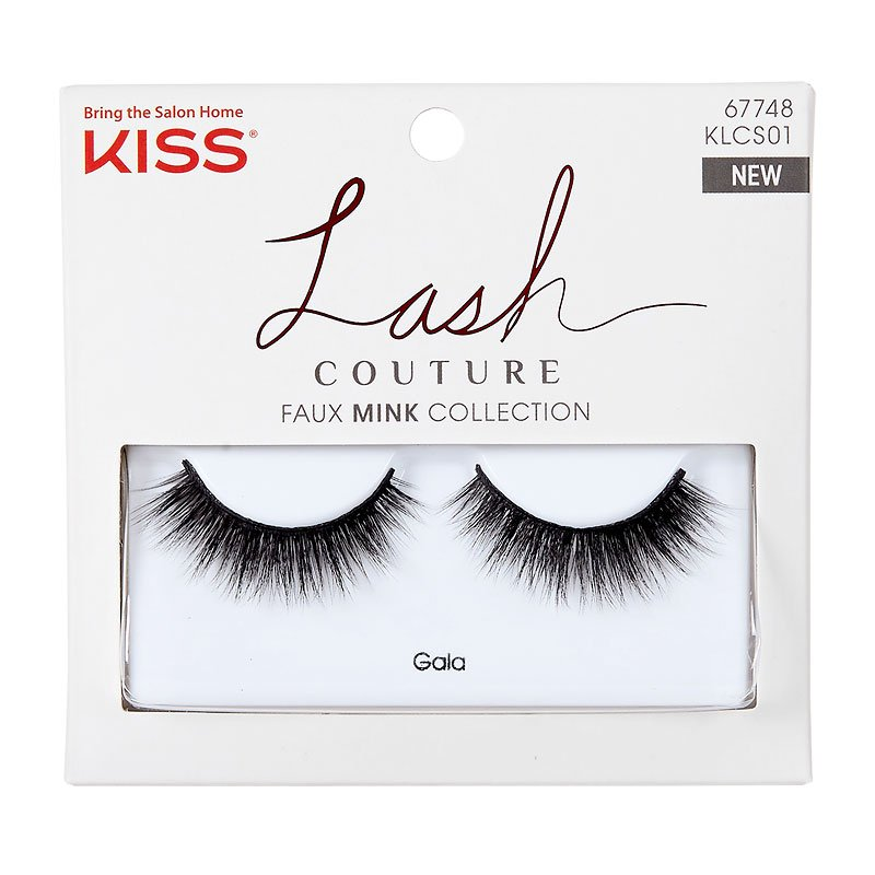 Kiss Lash Couture Faux Mink Collection - Gala