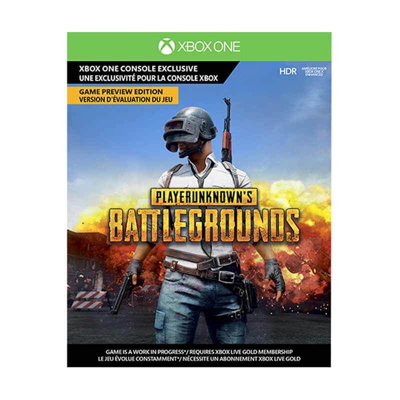 Xbox One PlayerUnknown's Battlegrounds: Preview Edition
