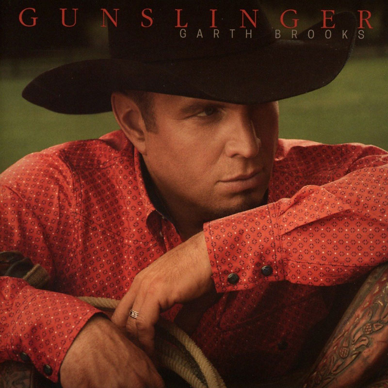 Garth Brooks - Gunslinger - CD