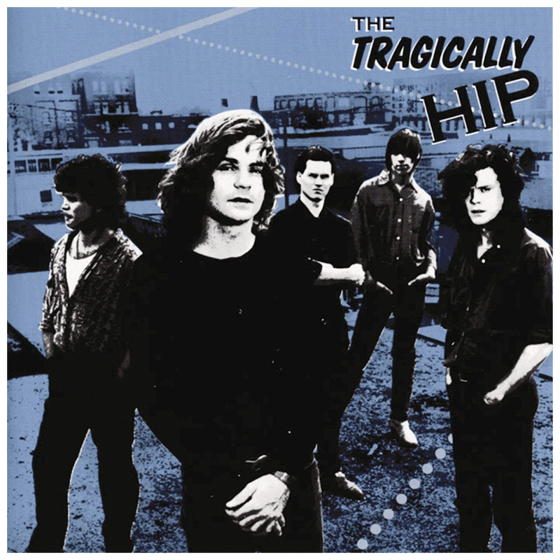 The Tragically Hip - The Tragically Hip - Vinyl