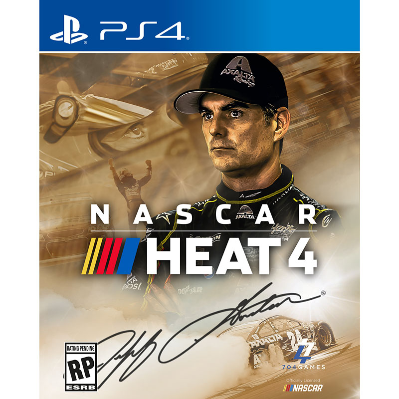 PS4 Nascar Heat 4: Gold Edition