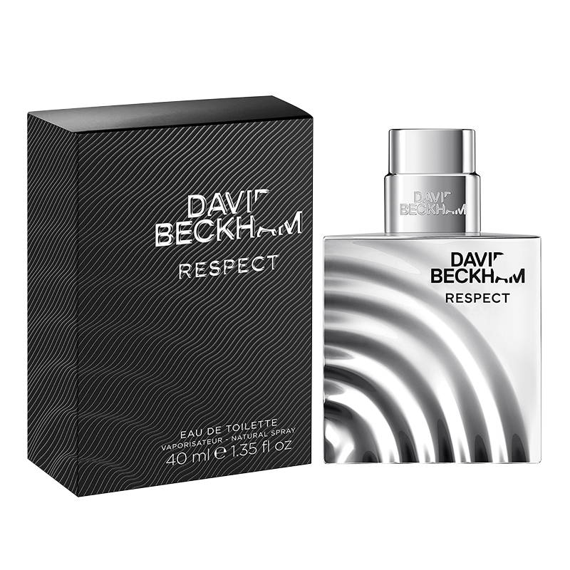 David Beckham Respect Eau de Toilette Spray - 40ml