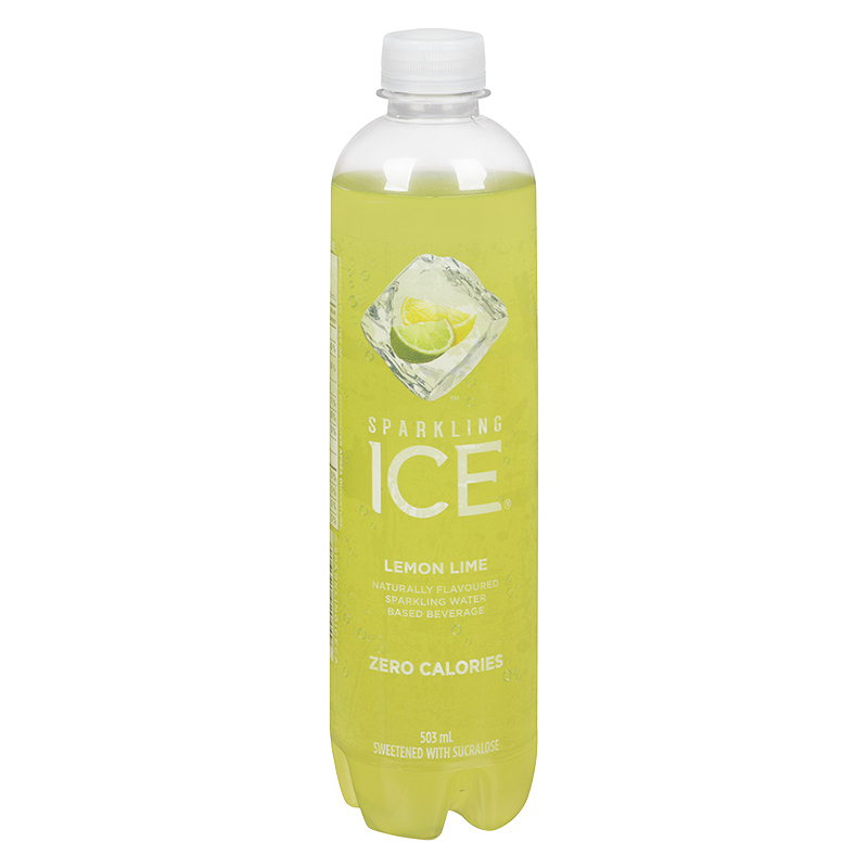 Sparking Ice - Lemon Lime - 503ml