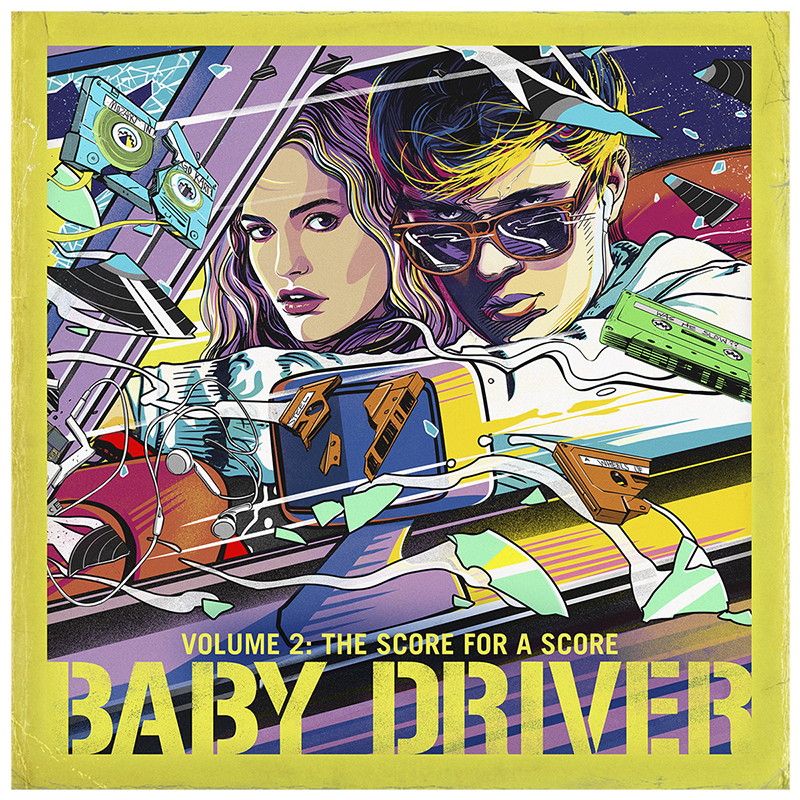 Various Artists - Baby Driver Volume 2: The Score For A Score - CD