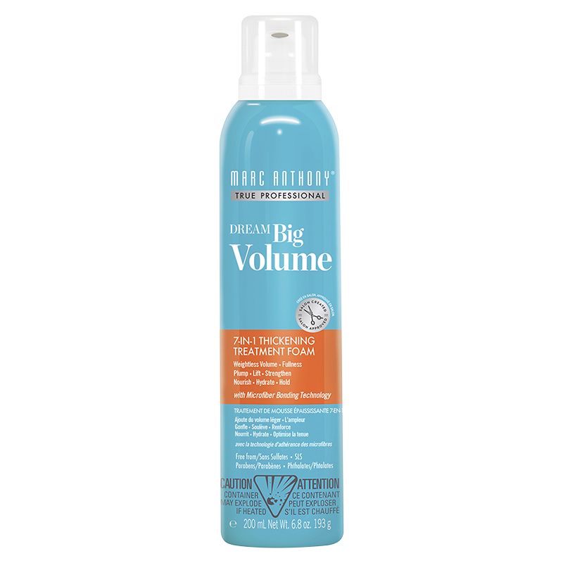 Marc Anthony Dream Big Volume 7in1 Thickening Treatment Foam - 200ml