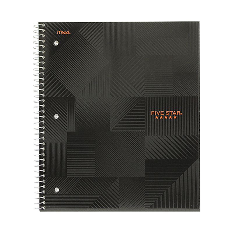 Five Star Graphics Notebook - Assorted