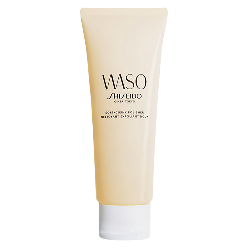 Shiseido Waso Soft + Cushy Polisher - 75ml