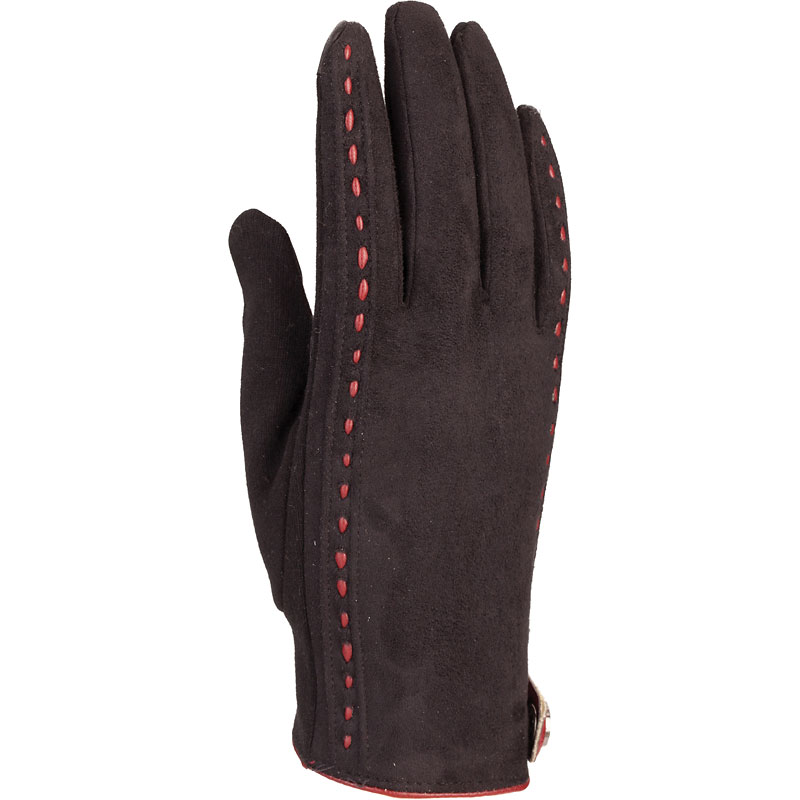 Life Style Donna Women's Gloves - Black - Small