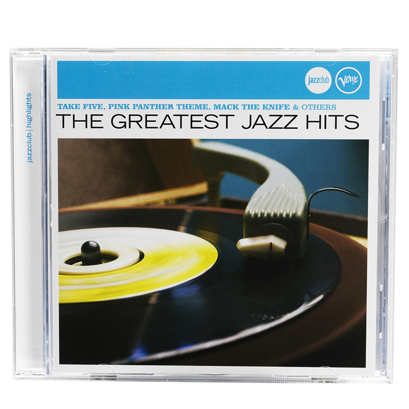 Various Artists - The Greatest Jazz Hits - CD