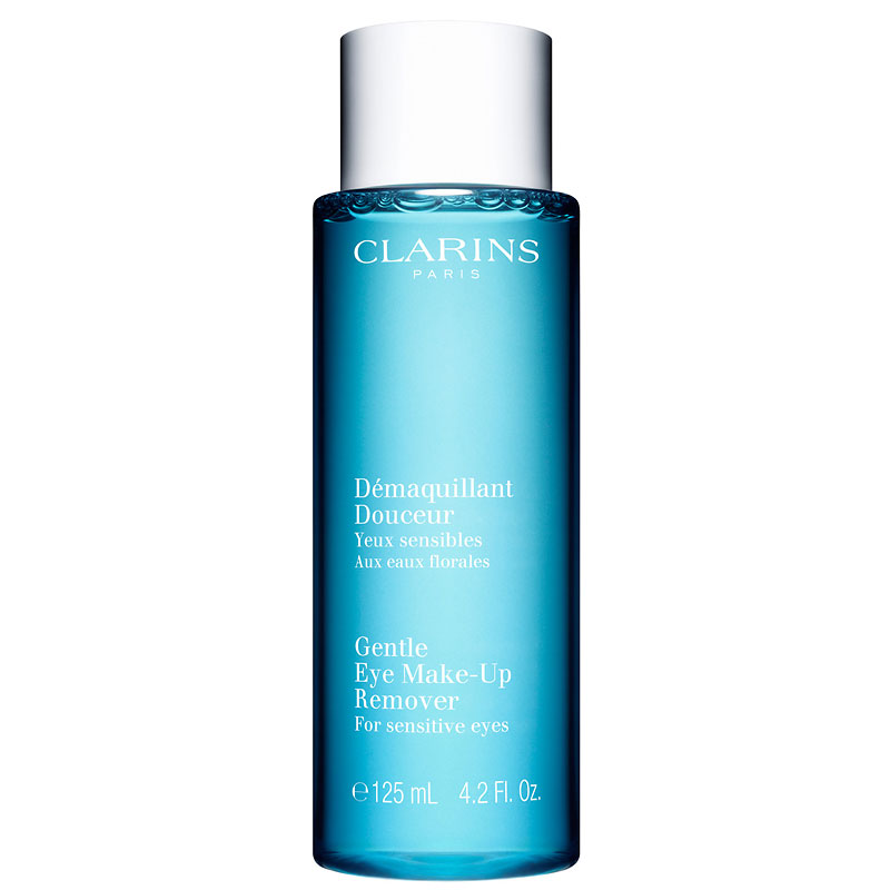 Clarins Gentle Eye Make-Up Remover - 125ml