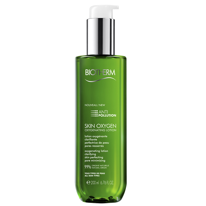 Biotherm Skin Oxygen Anti-Pollution Oxygenating Lotion - 200ml