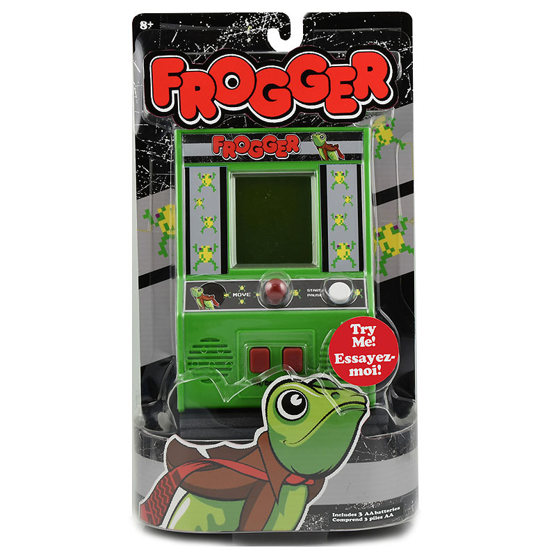 Mini Arcade Game - Frogger