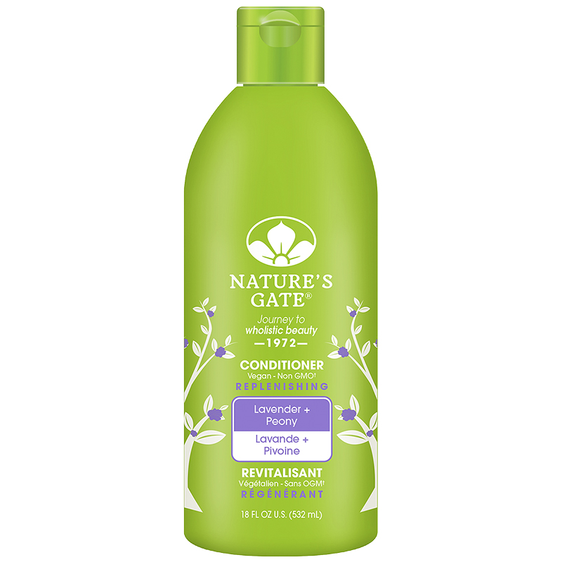 Nature's Gate Shine Replenishing Conditioner - Lavender & Peony - 532ml