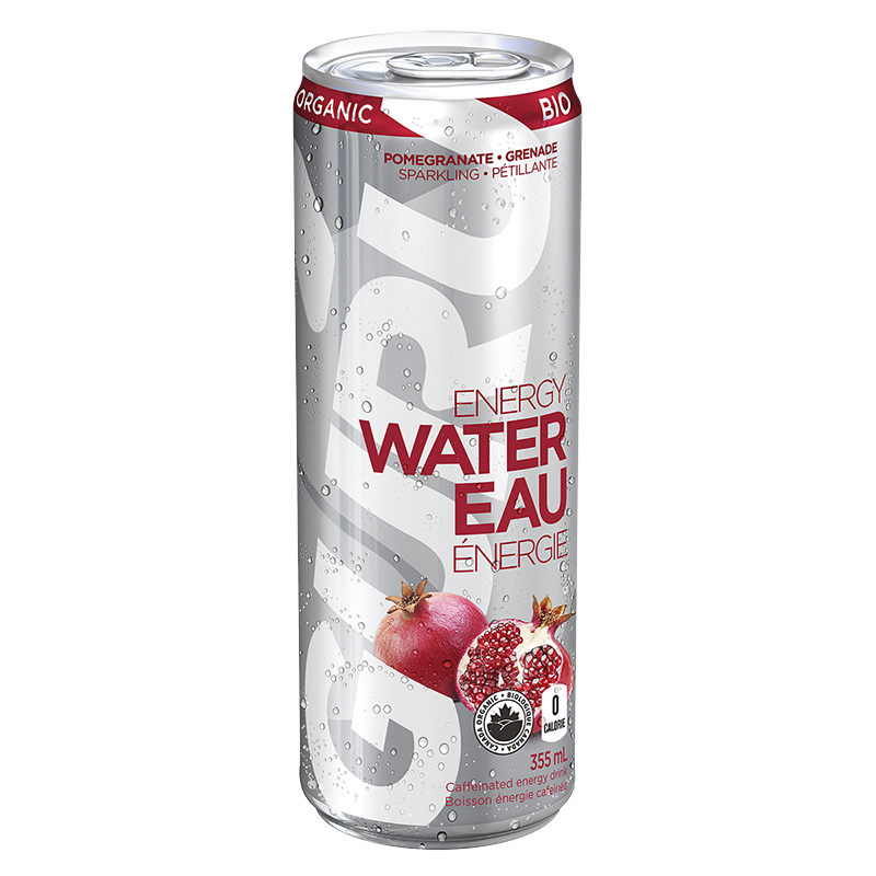 Guru Energy Water - Pomegranate - 355ml