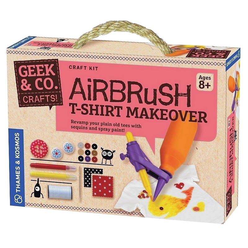 Airbrush T-Shirt Craft Kit