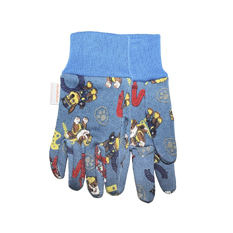Paw Patrol Jersey Gloves - Blue - Assorted