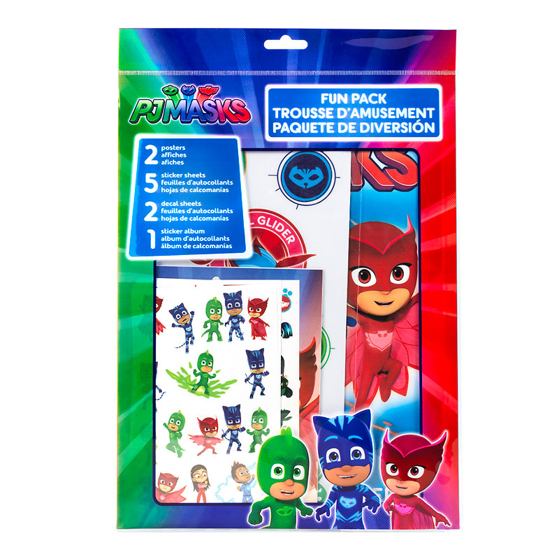 PJ Mask Fun Pack - Assorted