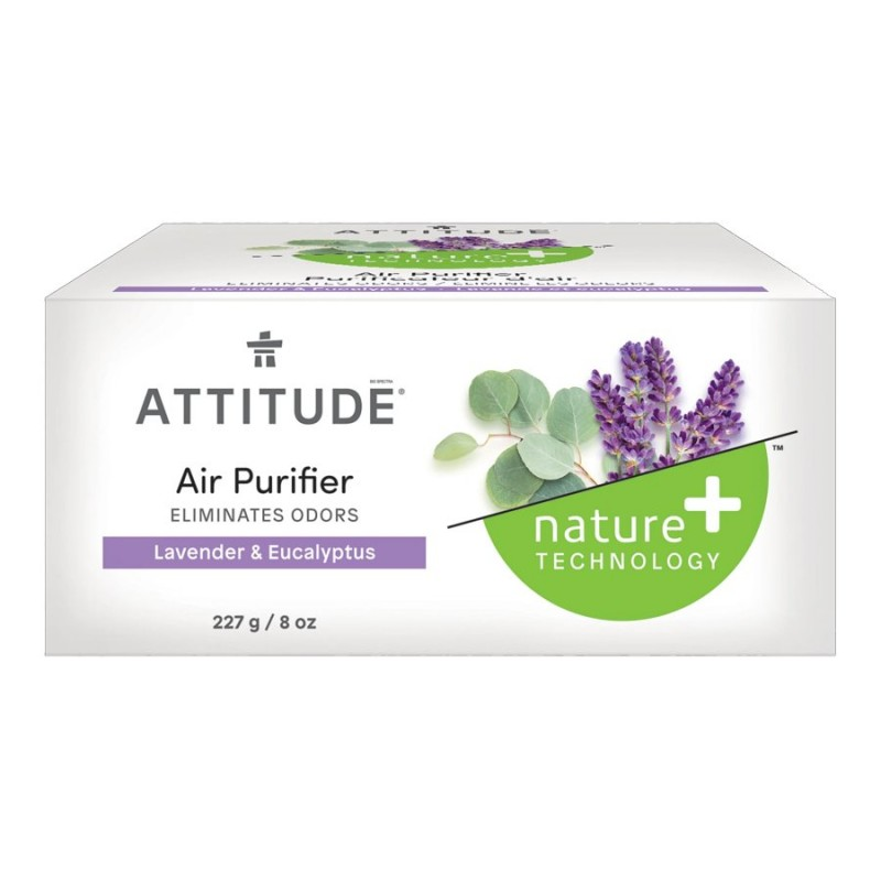 Attitude Air Purifier - Lavender and Eucalyptus - 227g