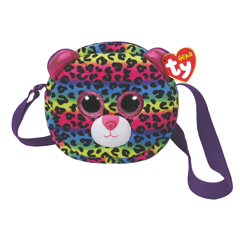 Ty Gear Purse - Dotty the Leopard